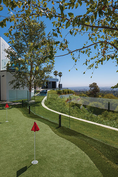 1201 Laurel Way Residence Dream home in Beverly Hills with impressive views across los angeles for a luxurious lifestyle