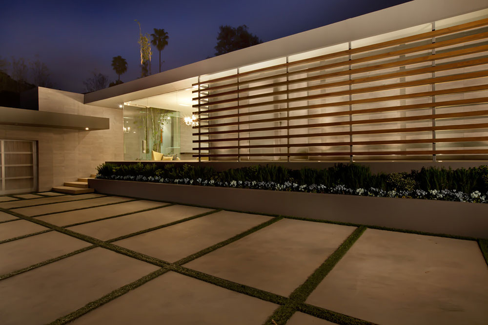 A Modern Los Angeles House Angelo Residence