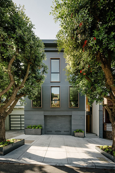 An unconventional San Francisco home renovation for a playful young family
