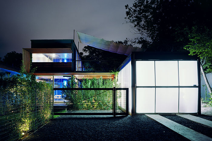 Annie Residence Two Family House By Bercy Chen Studio