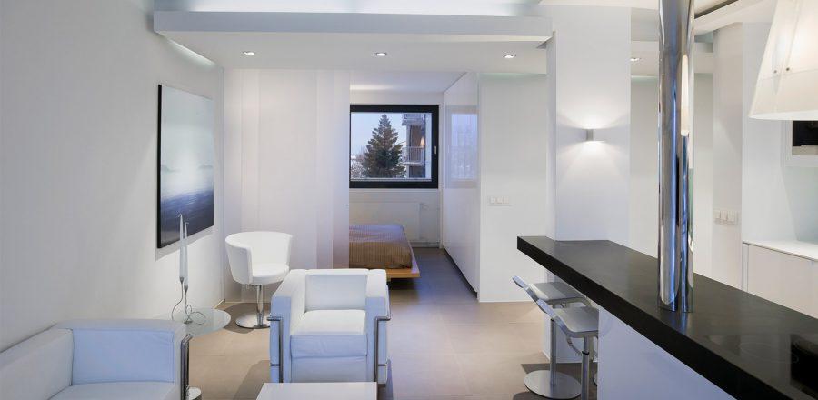 Apartment Reykjavik By Gudmundur Jonsson Arkitektkontor