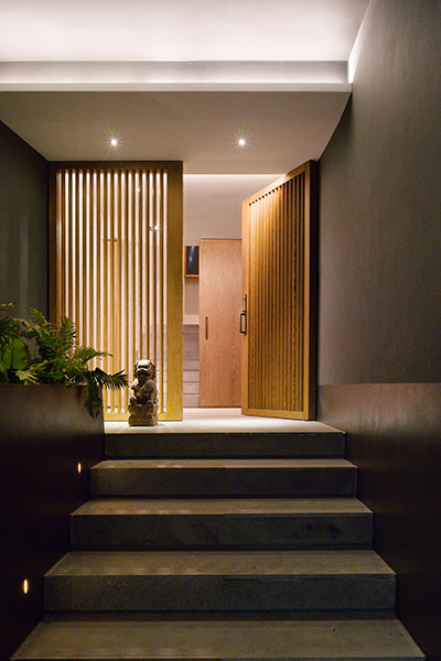 Barrancas House By Ezequielfarca Architecture And Design Entryway