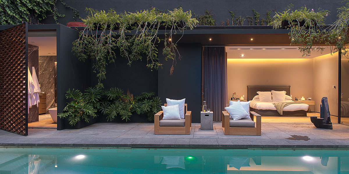 Barrancas House Stunning Home In Mexico City