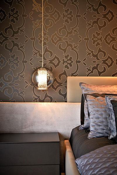 Beautiful Brown Bedroom Design