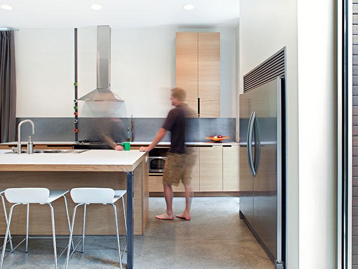 Beautiful Open-Space Kitchen