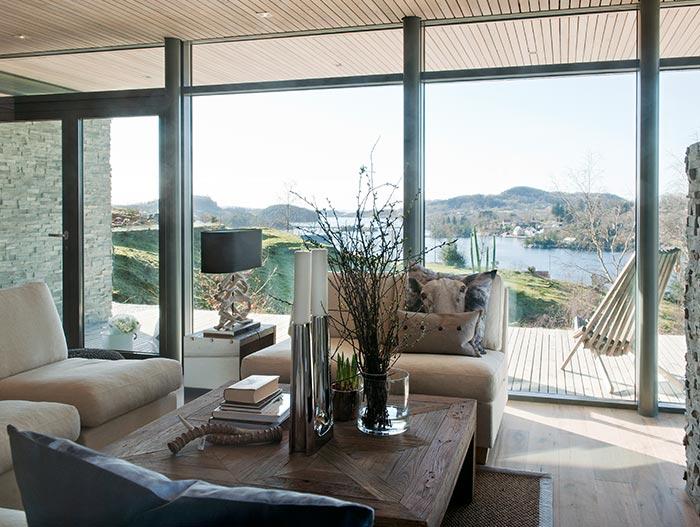 Beautiful Scandinavian Living Room Design