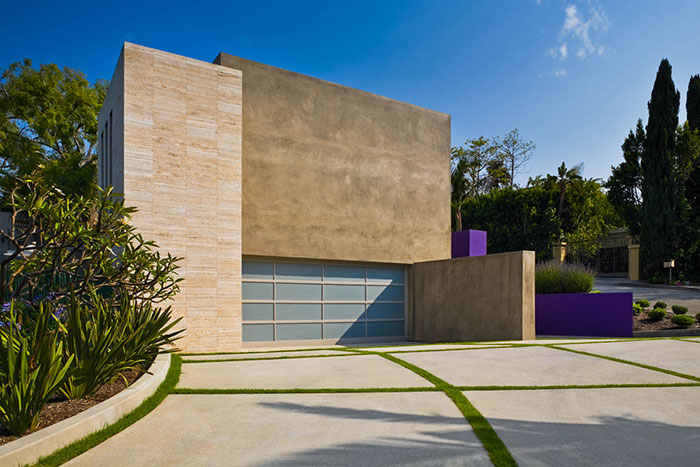 Bentley Residence - Contemporary Home In Bel Air By Shubin And Donaldson