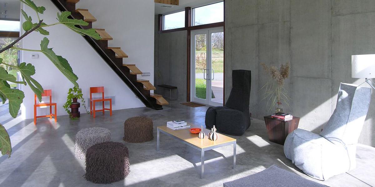 C1 House Modern Living Room