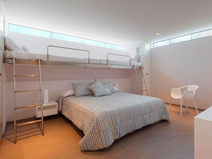 Casa P12 - Bedroom Bunk Beds
