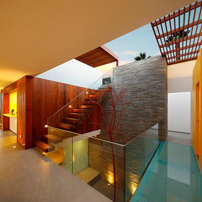Casa P12 By Martin Dulanto In Peru