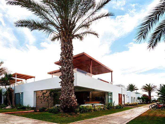 Casa Seta In Lima Peru Spectacular Exterior