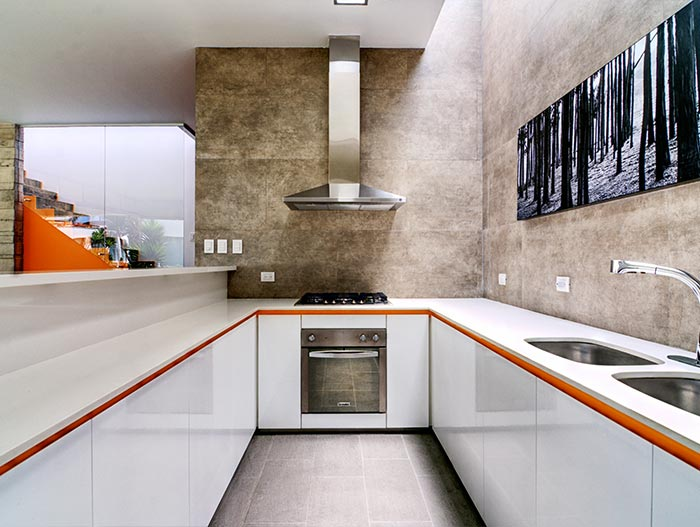 Casa Seta-Modern Kitchen