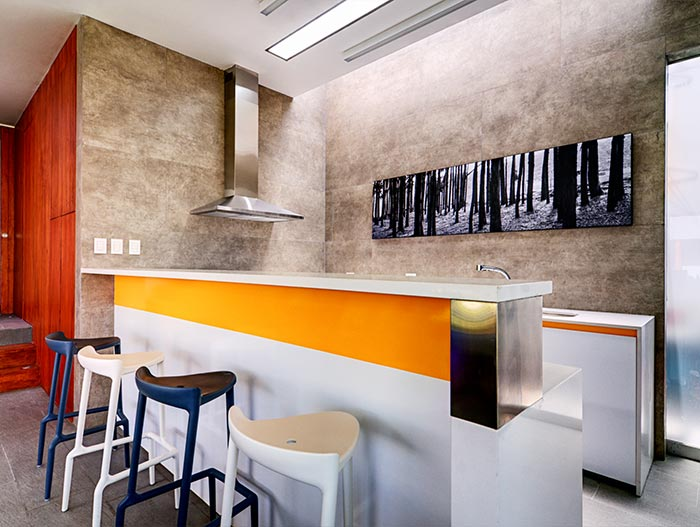Casa Seta by Martin Dulanto - Kitchen