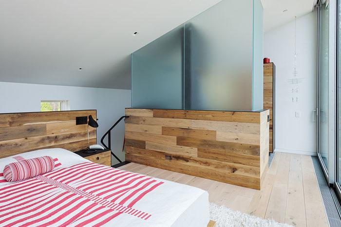 Casual Bedroom Design In Garrison, New York