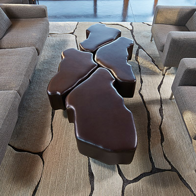 Creative Unique Coffee Table