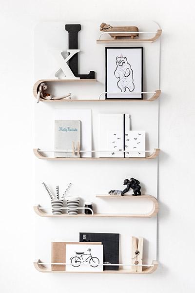 Customizable shelf by rafa kids room