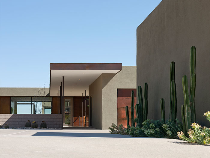 Desert House In Marana Arizona