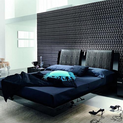 Diamond Platform Bed