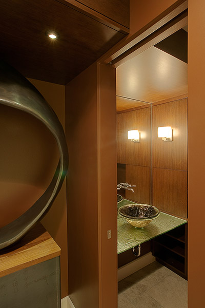 Drakes Residence Luxurious Bathroom Design