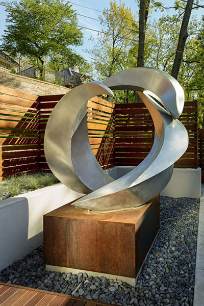 Drakes Residence - Outdoor Sculpture