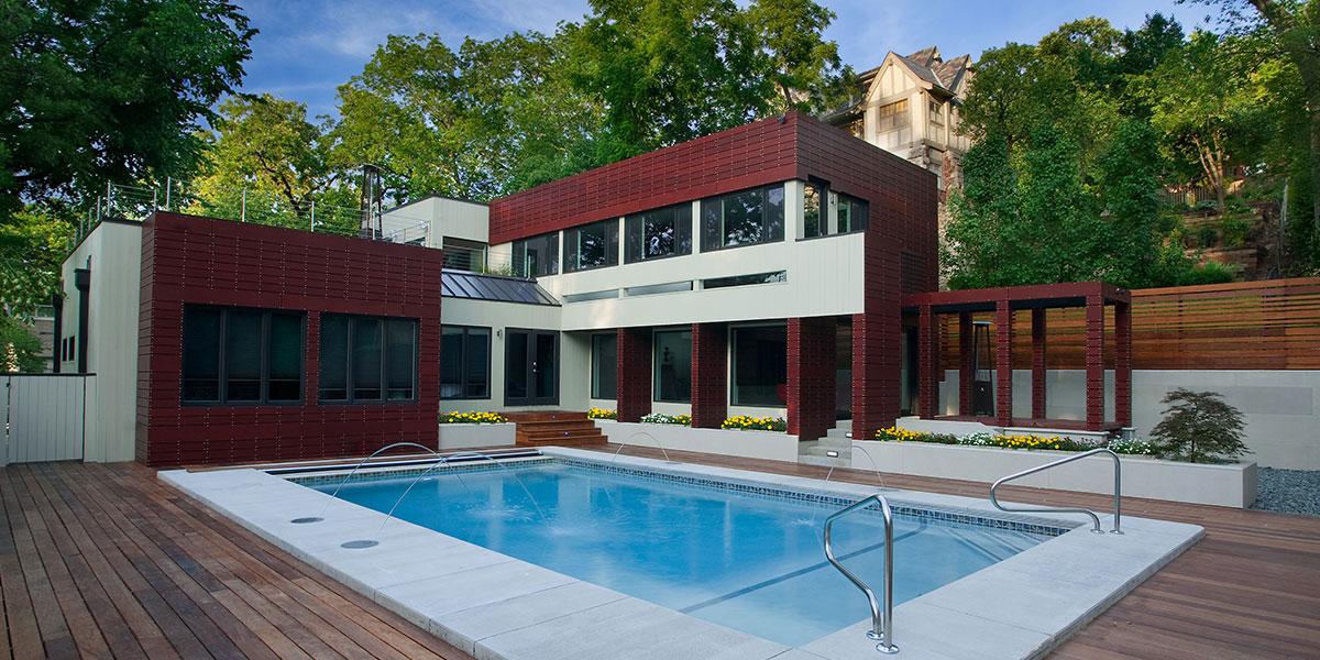 Drakes Residence - Stunning Kansas City House Built For Entertainment