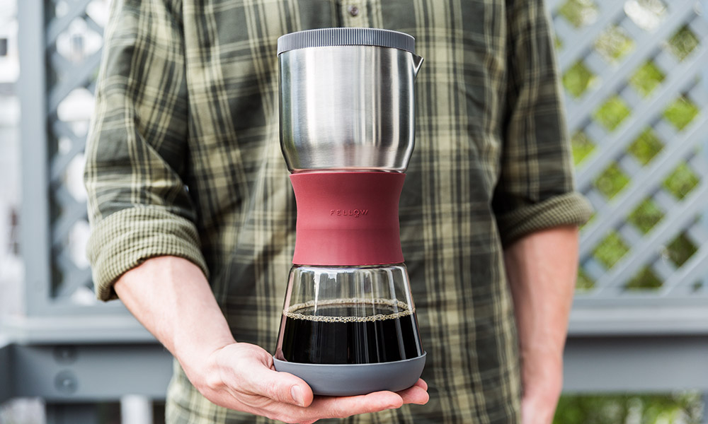 Duo Coffee Steeper A New Take On The Traditional French Press