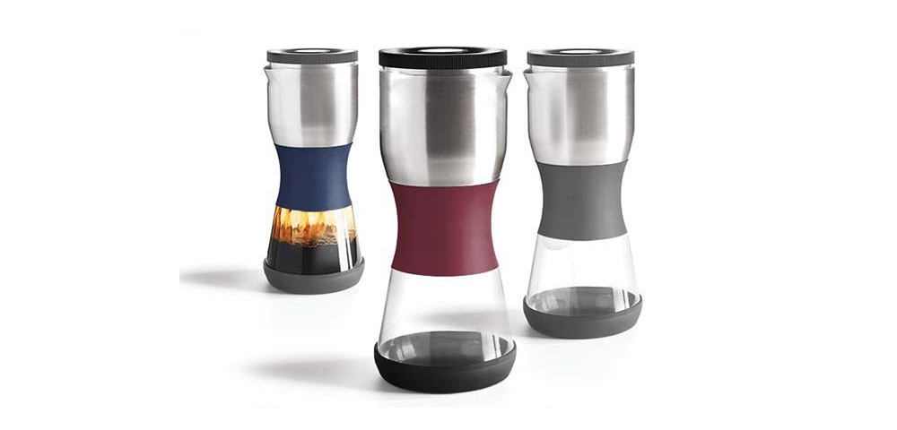 Duo Coffee Steeper By Fellow Color Options