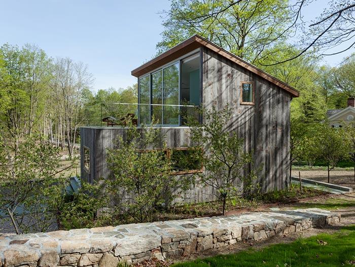 Tiny House In Garrison, New York By Sharon Davis