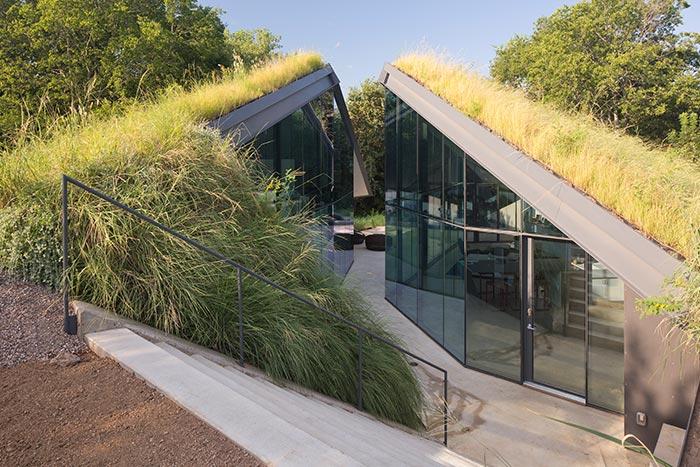 Energy Efficient Home In Austin Texas