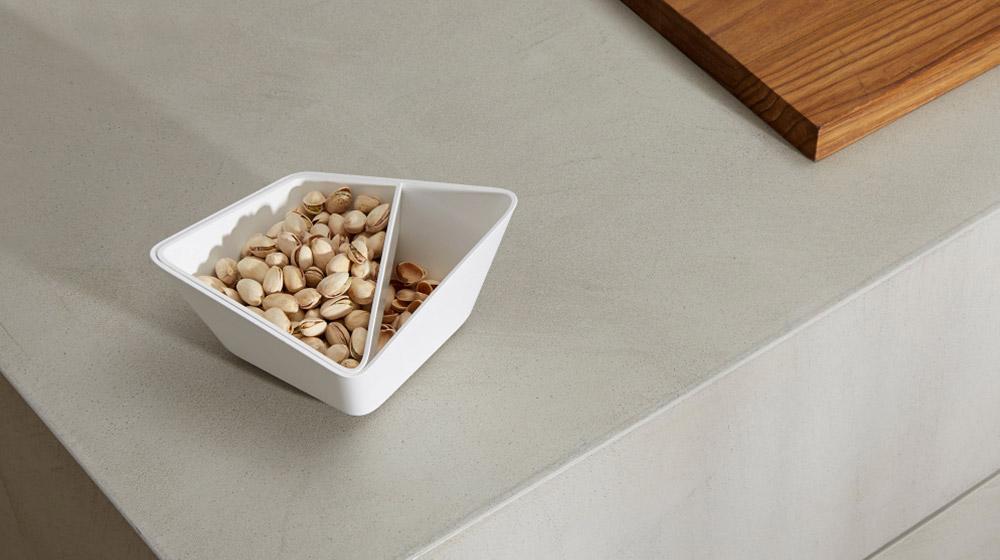 Forminimal snack bowl by black+blum