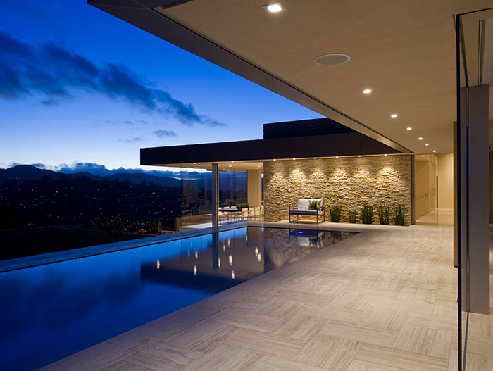Garay Residence - Modern Home With Californian Views