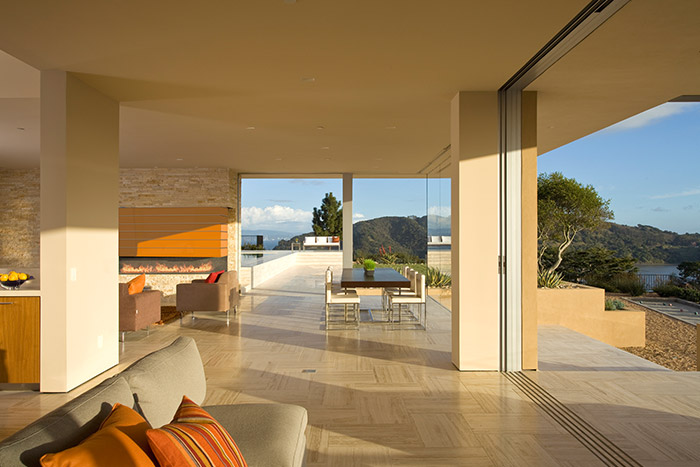 Garay Residence - Stunning Contemporary House With Spectacular Views By Swatt Miers Architects