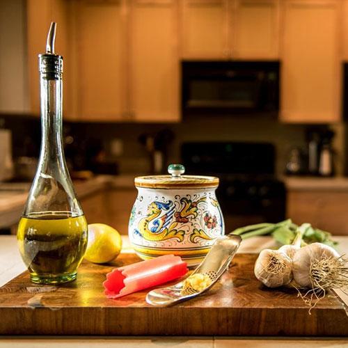 Garlic Press Mincer Chopper Peeler