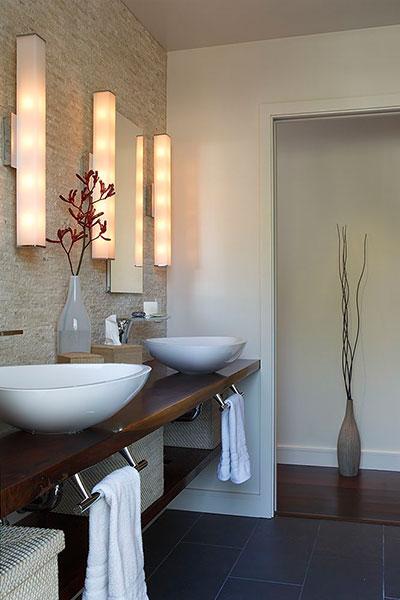 Harmon Residence Bathroom