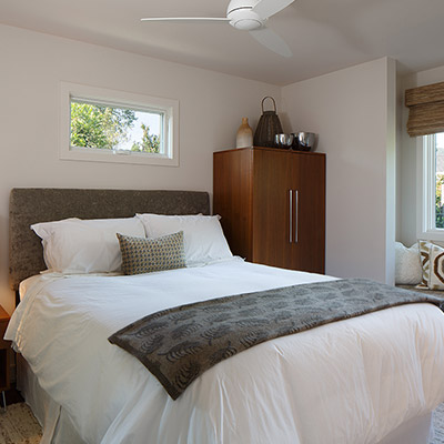 Harmon Residence Bedroom Design