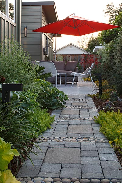 Harmon Residence Garden