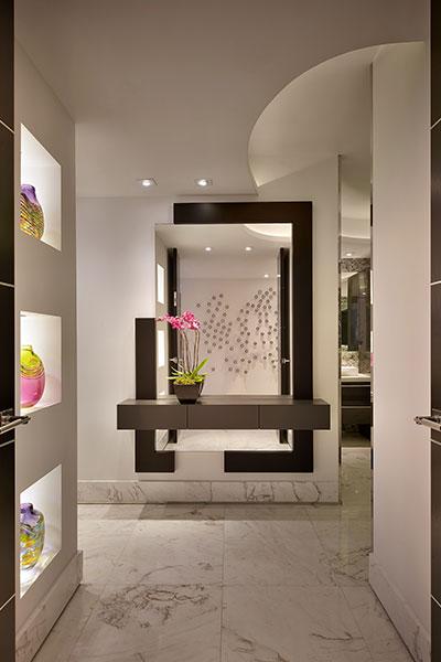 Hollywood-Penthouse-Modern Bathroom Entry By Pepe Calderin Design