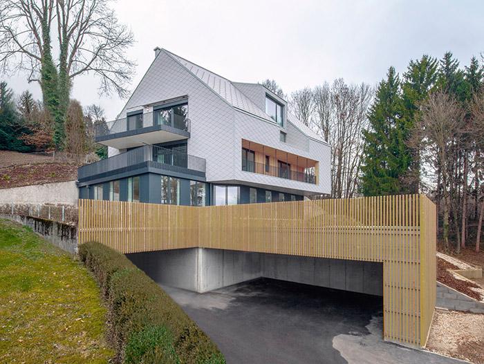 House Babe By destilat In Linz Austria