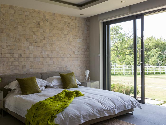 House In Blair Atholl Bedroom Design