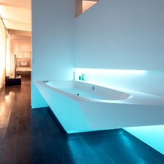Ice bath by Who Cares?! Design