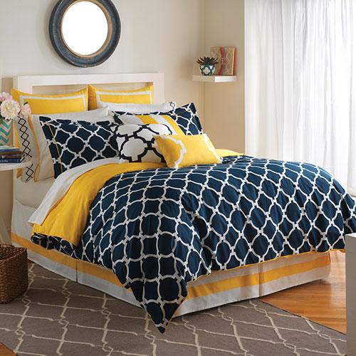 Jill Rosenwald Hampton Links Comforter Set