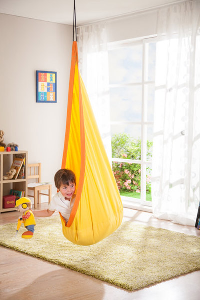 Joki hanging nest hammock for children