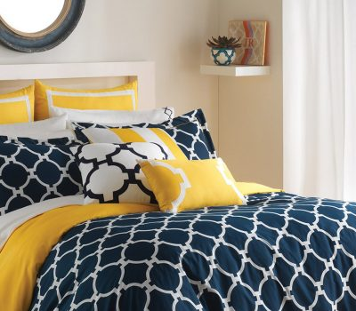 Liven Up Your Bedroom With Colorful Bedding Featured Image