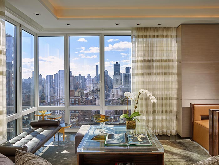 Luxurious Apartment With Amazing Views Located In New York