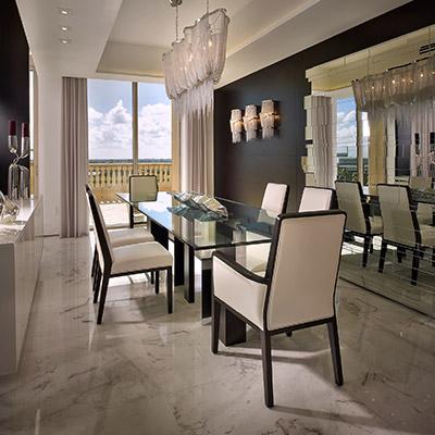 Modern And Elegant Dining Room Design