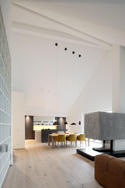 Modern Apartment By Destilat In Linz Austria
