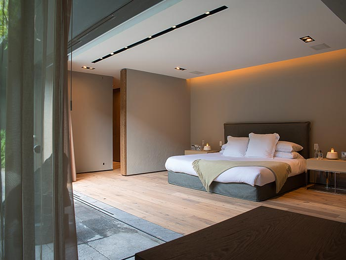 Modern Bedroom In Mexico City
