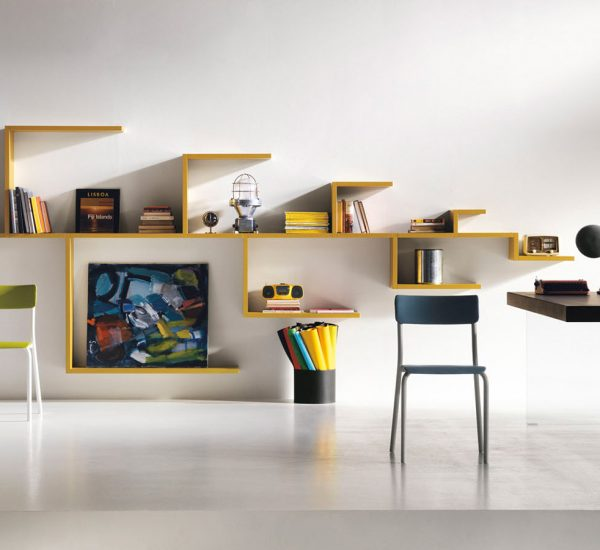 Modern Bookcases For Home Office
