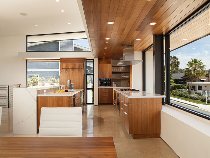 Modern Kitchen Design By Anders Lasater Architects