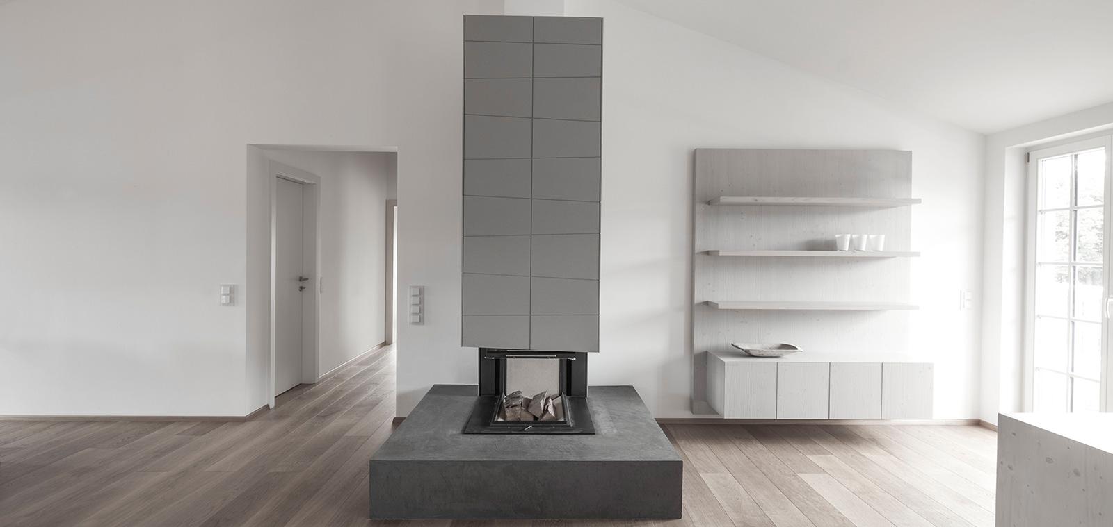Modern Penthouse In Austria